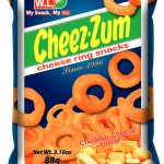 Cheez-Zum Cheese Ring Snacks