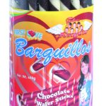 First Love Barquillos Chocolate Wafer Stick