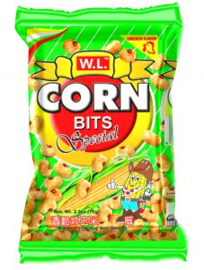 Corn Bits Chicken Flavor